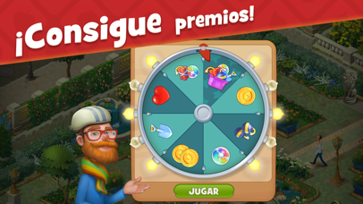 Screenshot for Gardenscapes in Chile App Store