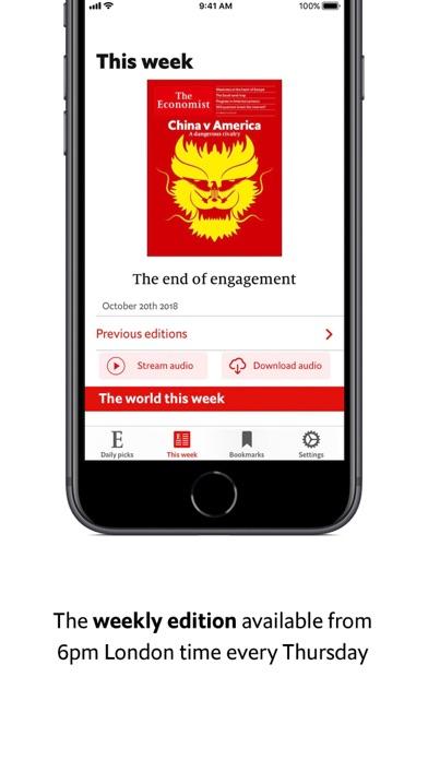 Herunterladen The Economist für Pc