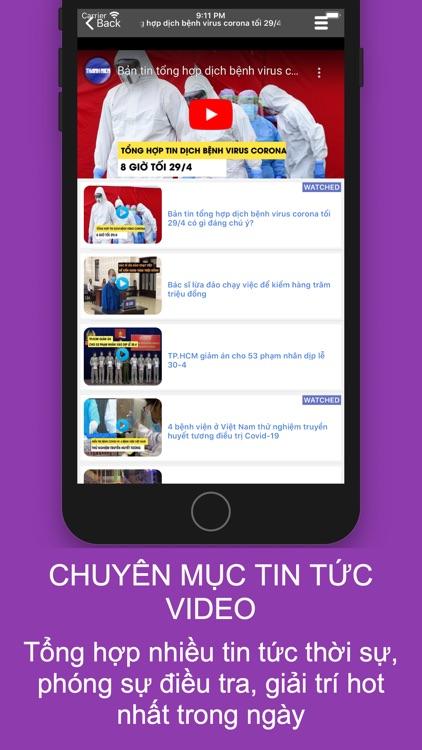 BÁO ONLINE  FULL - Tin Vietnam screenshot-3