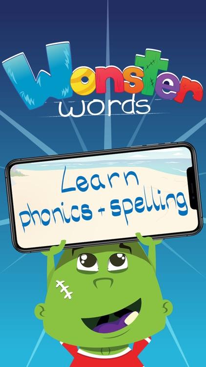 Wonster Words Learning Games screenshot-8