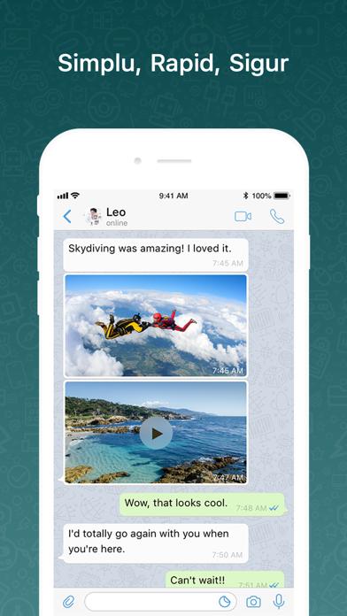 Screenshot for BOTIM - video calls and chat in Romania App Store