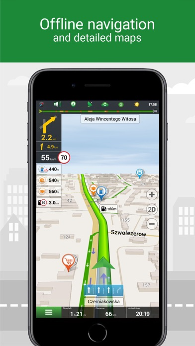 Screenshot for Navitel Navigator in Malaysia App Store