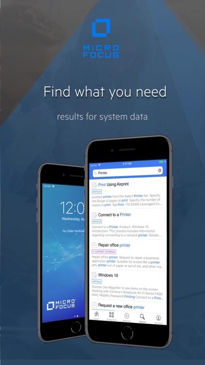 Self-Service Portal screenshot-3