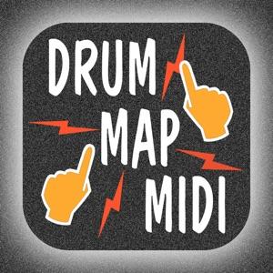 DrumMapMidi