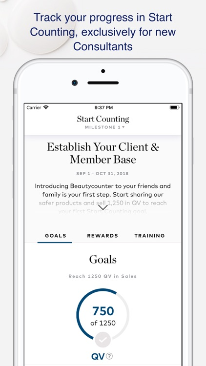 My Counter App - Beautycounter screenshot-4