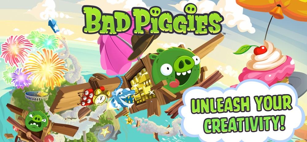 Bad Piggies HD Cheat Codes