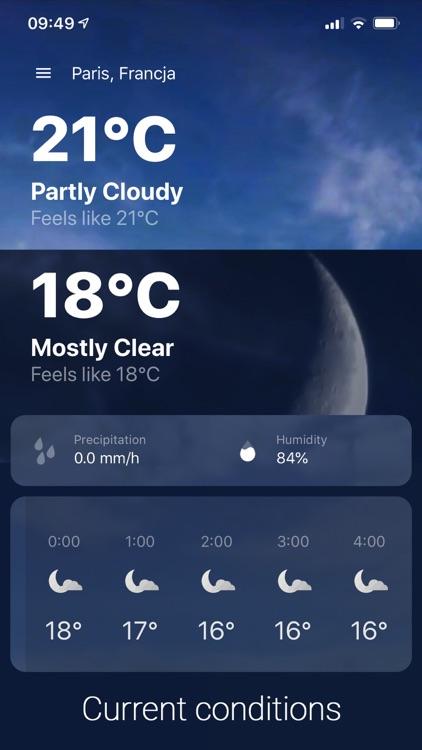 Weather ℉