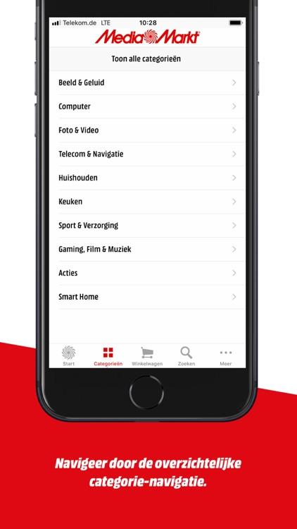 MediaMarkt Nederland screenshot-3