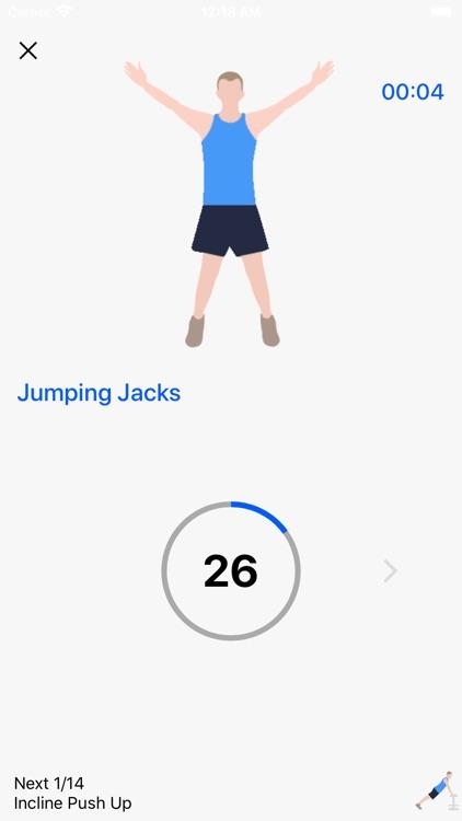 Home Workout App for Men screenshot-5