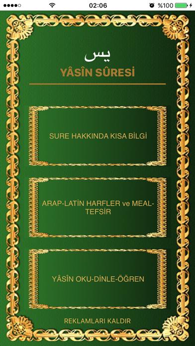 Yasin Suresi Ezberle Öğren screenshot one