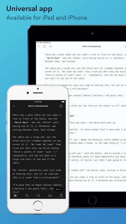 iWriter Pro screenshot-0