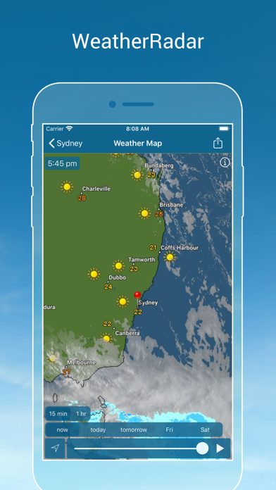 Weather & Radar Pro Screenshots