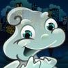 Jumpy Ghost - Crossy Edition