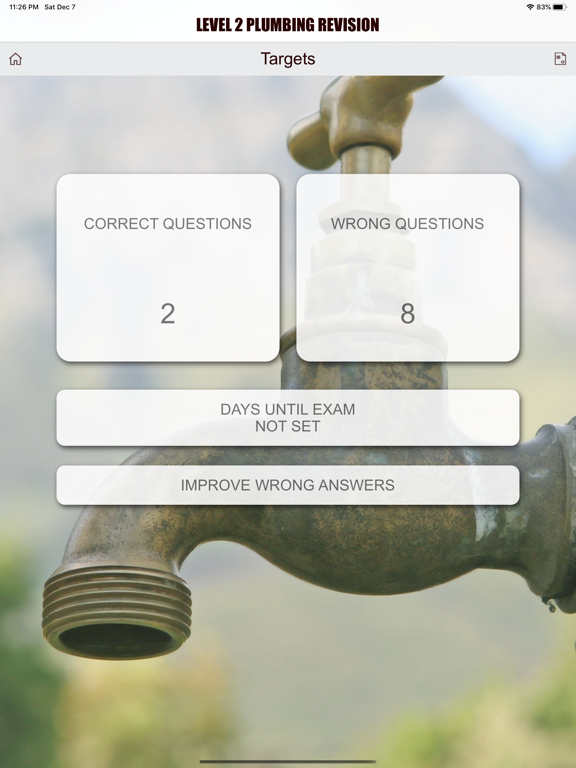 Level 2 Plumbing Revision Aid screenshot 13