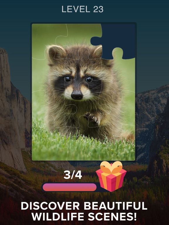 Puzzlescapes: Word Puzzle Game screenshot 5