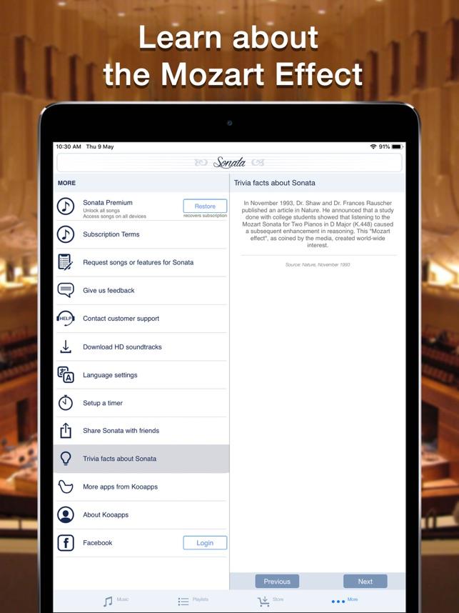 Sonata - Classical Music Radio on the App Store