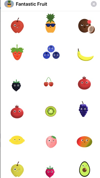 Fabulous Fruit screenshot 3