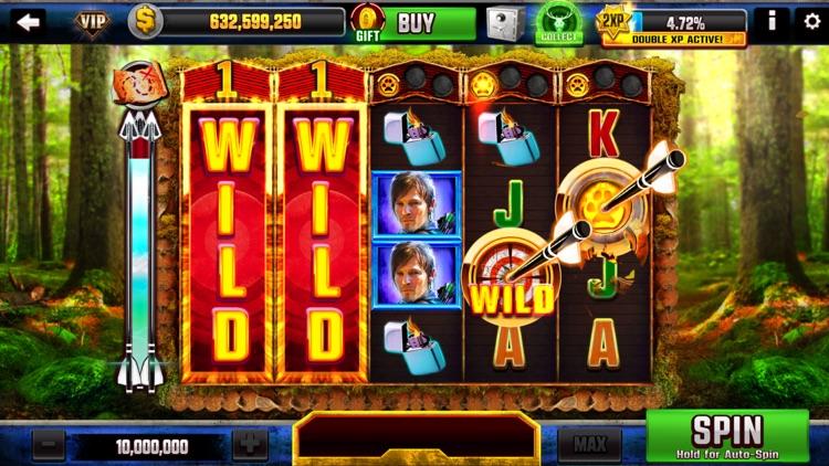 The Walking Dead Casino Slots screenshot-6