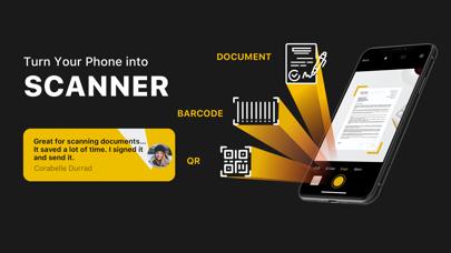 Scanner Unlimited: Scan & Sign Screenshot