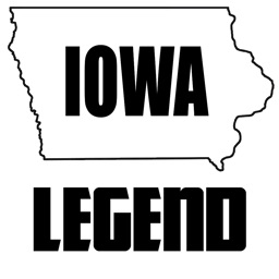 Iowa Legend Stickers