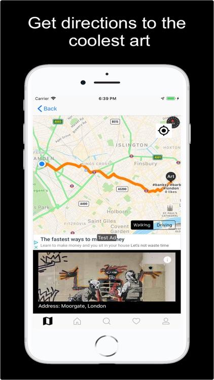 Streetshot - A Street Art Map screenshot-3