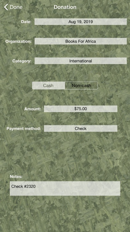 Give Tracker screenshot-4