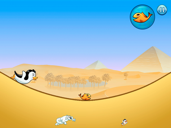 Racing Penguin: Slide and Fly!-ipad-0