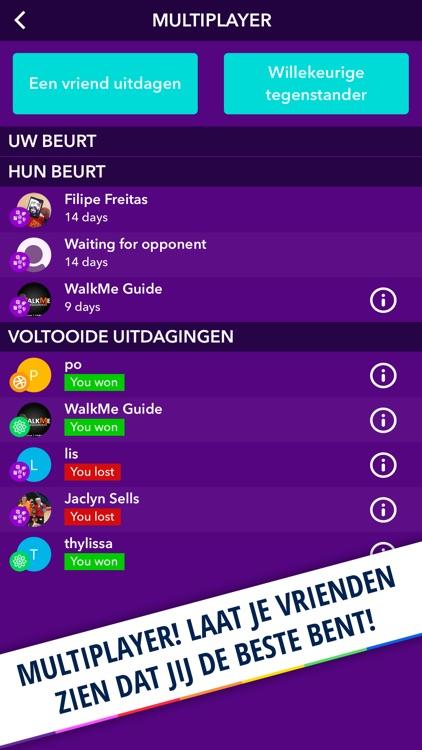 Quizit - Trivia Nederlands screenshot-4