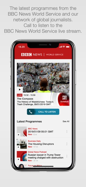 BBC World Service on the App Store