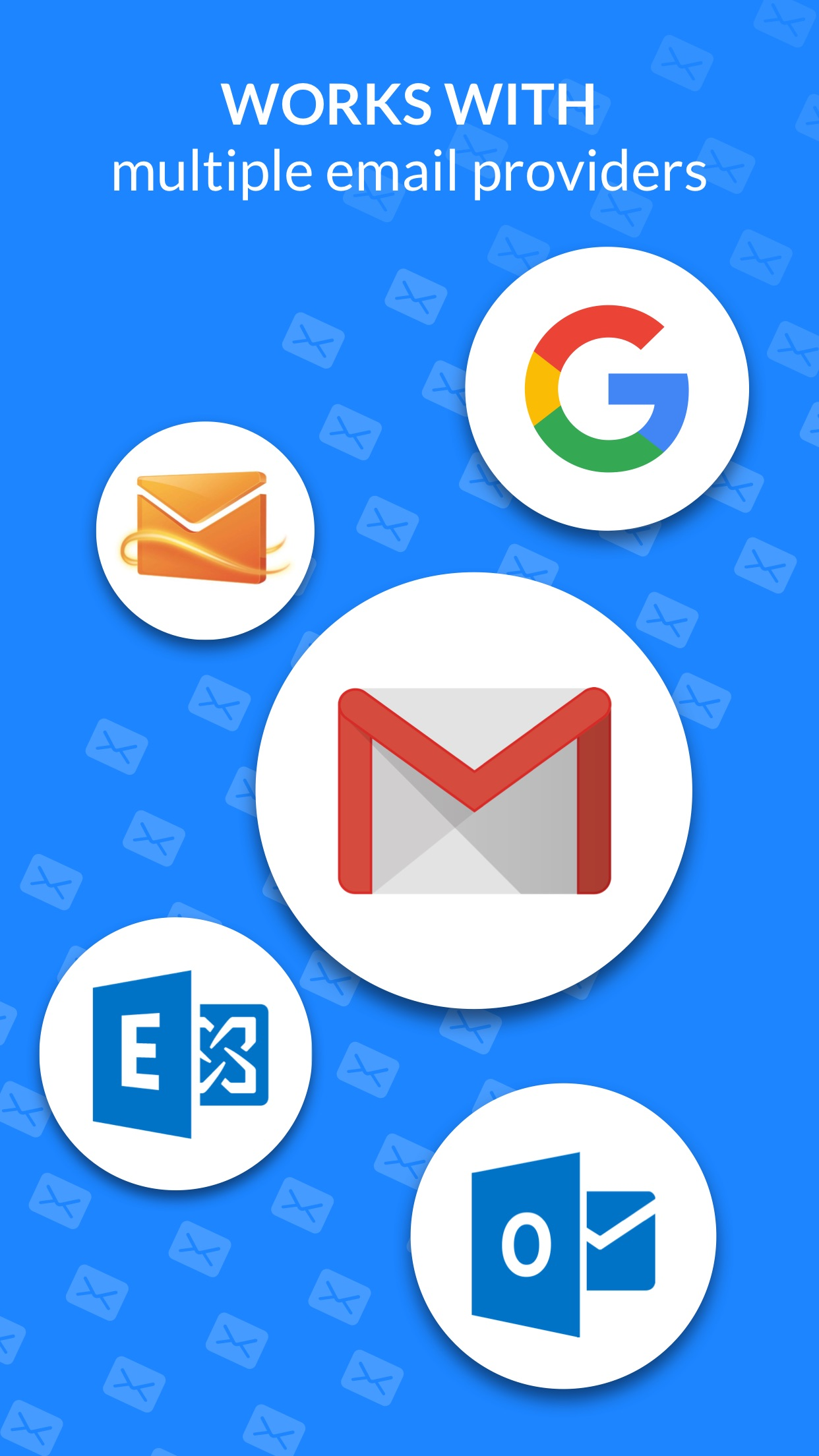 Screenshot do app Email Client - Boomerang Mail