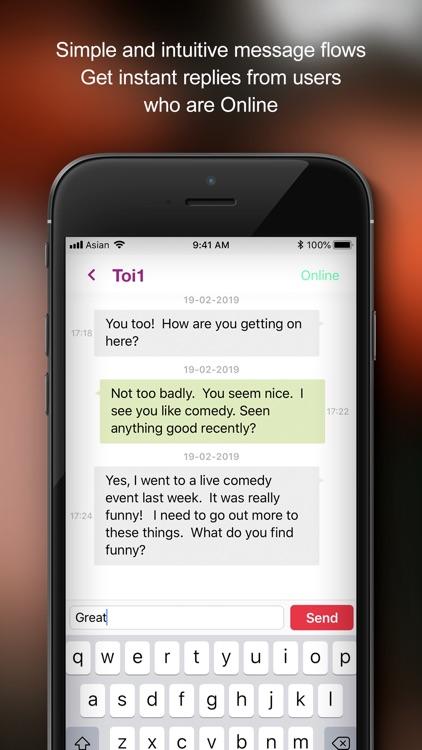 Asian Single Solution Dating screenshot-3