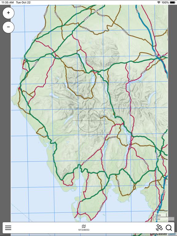 Lake District Outdoor Offline screenshot 5