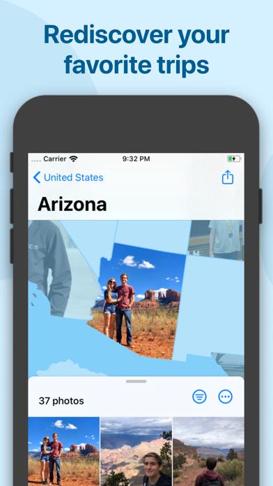 Photo Map — Travel Trackerのおすすめ画像3