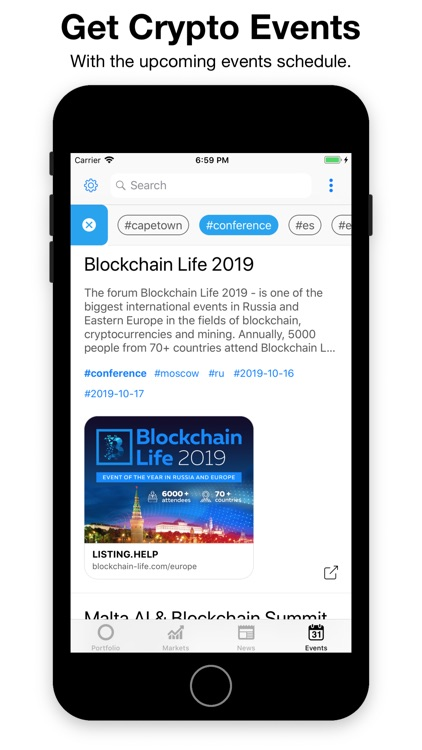CryptoPal - Bitcoin Tracker screenshot-8