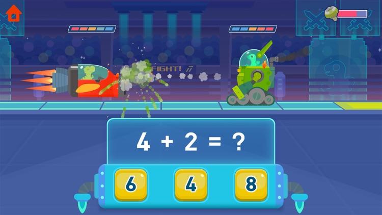 Dinosaur Math - Learning Games screenshot-3