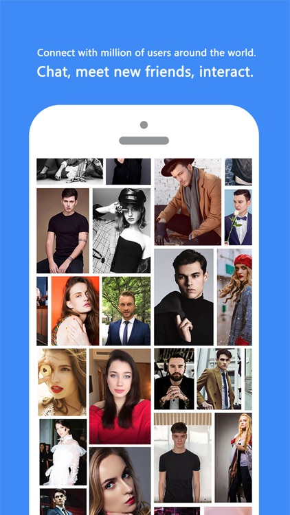 Facecast-Meet Amazing  People screenshot-4