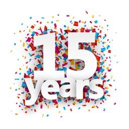 15 Years Challenge