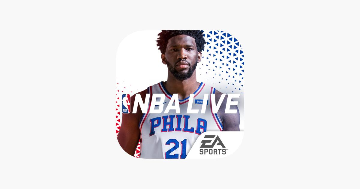 6985de7750e  NBA LIVE Mobile Basketball on the App Store