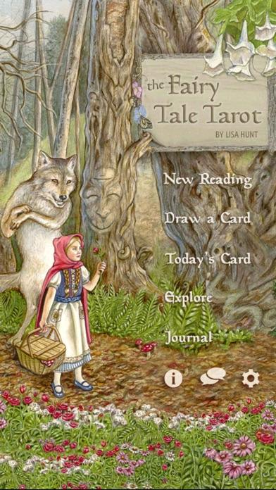 The Fairy Tale Tarotのおすすめ画像1