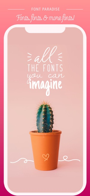 ‎Typic 2: Fonts & Text on Photo Screenshot