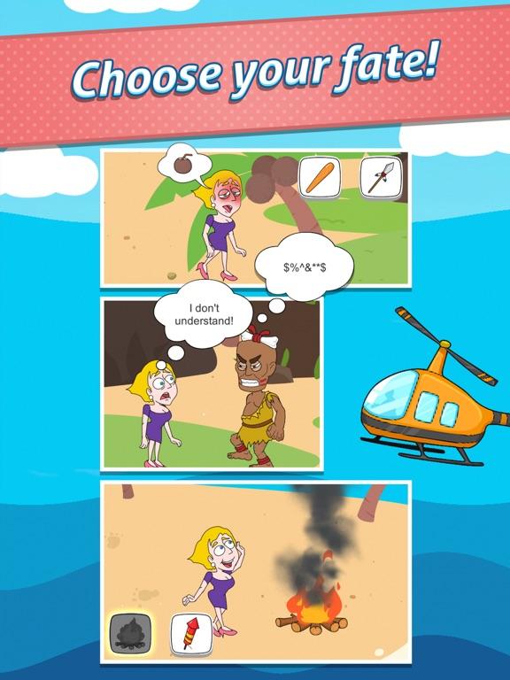 iPad Image of Save The Girl!