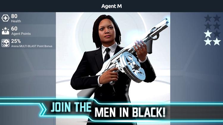 Men in Black: Galaxy Defenders screenshot-4