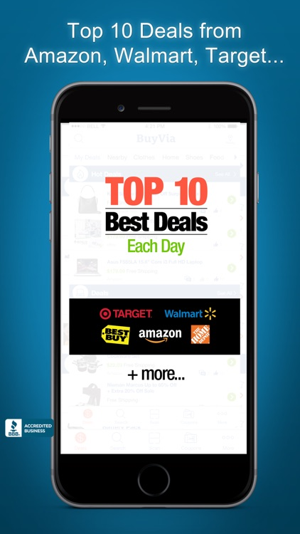 BuyVia – Best Daily Shopping screenshot-0