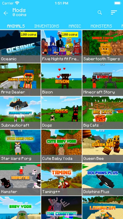 Mod-Master for Minecraft PE