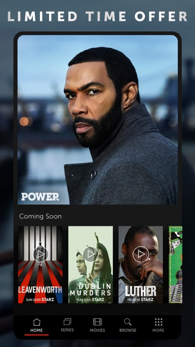 Download STARZ for Android