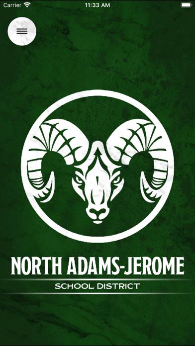 North Adams-Jerome Schools, MI screenshot 1