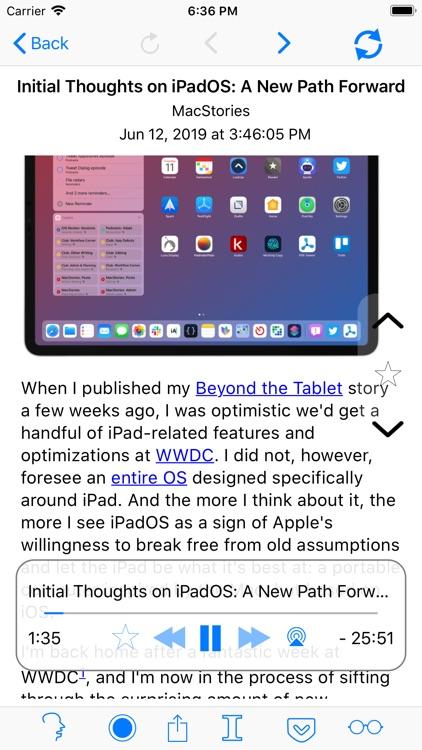 Feedbag screenshot-3