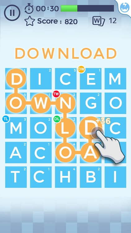 Word Scramble™ screenshot-0