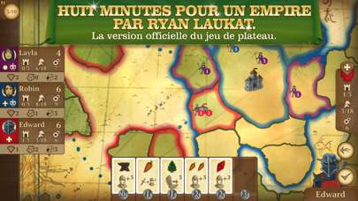 Screenshot Huit Minutes pour un Empire