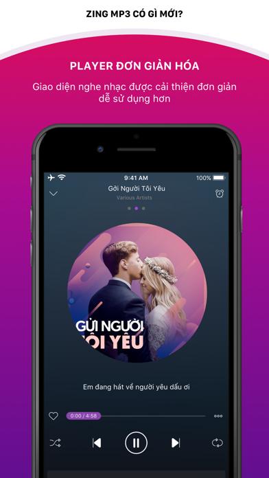Tải về Zing MP3 - Đỉnh Cao Âm Nhạc cho Pc